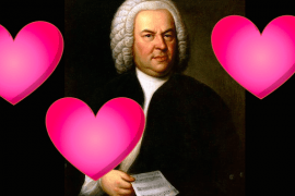 What is it about Bach?