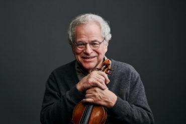 Canceled: Itzhak Perlman, violin