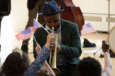 School Day Performance: Jazz at Lincoln Center's Let Freedom Swing